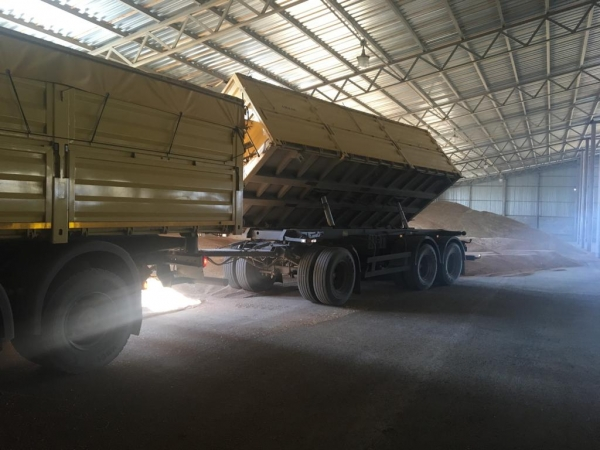 "Grain truck LLC ""ABTrans"""